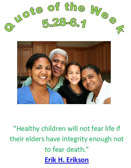 chippewa falls wi chiropractors healthy quote of the week 5.28 - 6.1